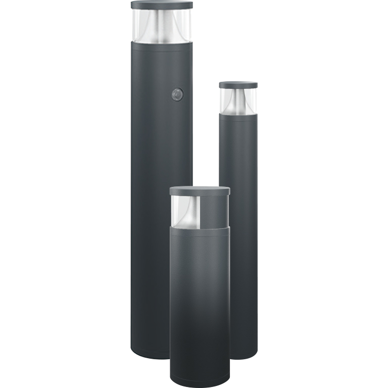 Bollard lights example: ALVA BL series