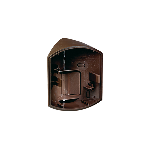 RC corner bracket brown